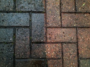 Roofman professional driveway cleaning service.